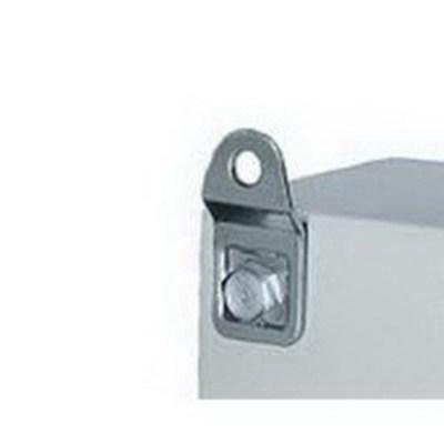 Rittal 1590000 Rittal 1590000 Wall Mounting Brackets; 25 mm Width x 8 mm Depth, Sheet Steel, Zinc-Plated, Passivated
