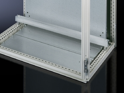 Rittal 4192000 Rittal 4192000 Cable Clamp Rails Mounting Angle; 785 mm Length x 800 mm Width, Steel, Zinc Plated