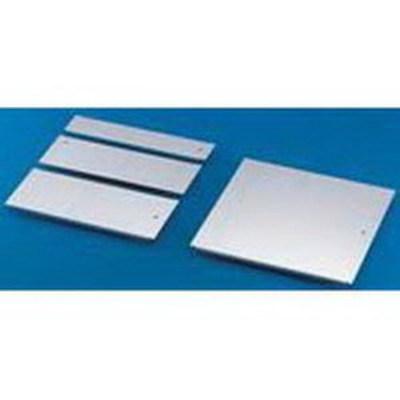Rittal 5001223 Rittal 5001223 Gland Plate; 250 mm Depth, Sheet Steel, Zinc-Plated