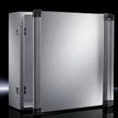 Rittal 6315400 Rittal 6315400 AE Front Door Command Panel; NEMA 12, 19.7 Inch x 19.7 Inch x 8.3 Inch, Sheet Steel Enclosure and Door, Powder-Coated