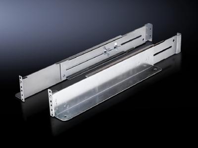 Rittal 9963499 Rittal 9963499 Slide Support Bracket Kit; 22 - 30 Inch Length x 1-3/16 Inch Width x 1-3/4 Inch Height, Sheet Steel