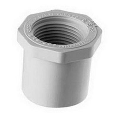 Scepter 077315 Scepter 077315 Kraloy® Reducer Bushing; 1 Inch x 1/2 Inch, Socket x Thread, PVC