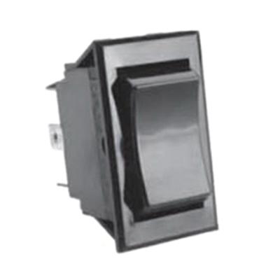 Selecta Switch SS1115-BG Selecta Switch SS1115-BG Rocker Switch; 2-Pole, DPDT, 125/250 Volt AC, 15/10 Amp