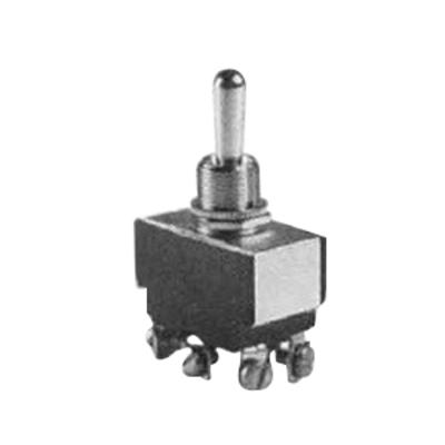Selecta Switch SS208B-BG Selecta Switch SS208B-BG Toggle Switch; 2-Pole, DPDT, 125/250 Volt AC, 15/10 Amp