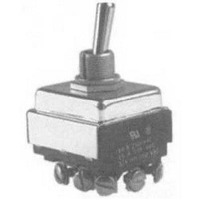 Selecta Switch SS212A-BG Selecta Switch SS212A-BG Toggle Switch; 3-Pole, 3PDT, 125/250 Volt AC, 15/10 Amp