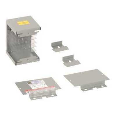 Square D by Schneider Electric ACF63EC ACF63EC SQD End Closure - I-Line - end caps - 1200A - Al - 6.84x1.00x7.06in