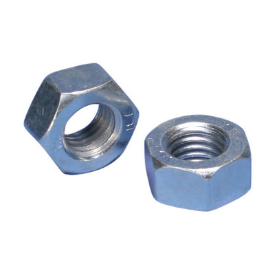 nVent ERICO A928K021 Erico A928K021 Imperial Thread Hex Nut; 1/2-13 UNC, 18-8 Stainless Steel