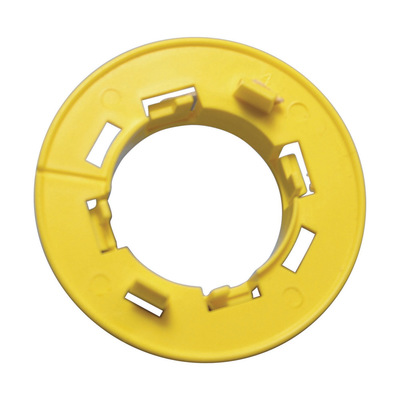 nVent ERICO ESG1 Erico ESG1 Caddy Easy Snap Grommet; For 1/2 Inch to 1 Inch Copper Tubing, Yellow