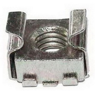 nVent HOFFMAN P1032CN Hoffman P1032CN Cage Nut; Silver, 20/Pack