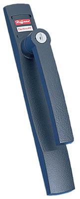 nVent HOFFMAN PLHK Hoffman Pentair PLHK Proline® L Handle; Steel, RAL 9005 Black