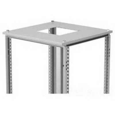 nVent HOFFMAN PPTHP86 Hoffman Pentair PPTHP86 Top Cover with Cutout; 16 Gauge Steel, RAL 7035 Light Gray
